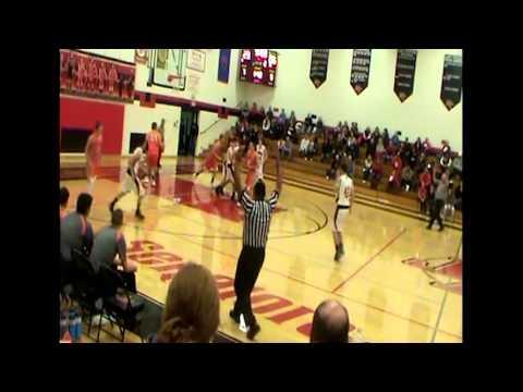 Alex Perez Washington Township High School Basketball Highlight