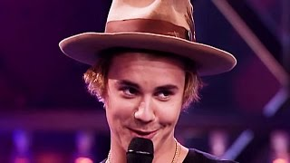 Justin Bieber Reveals The Last Time He Cried - And It's Amazing