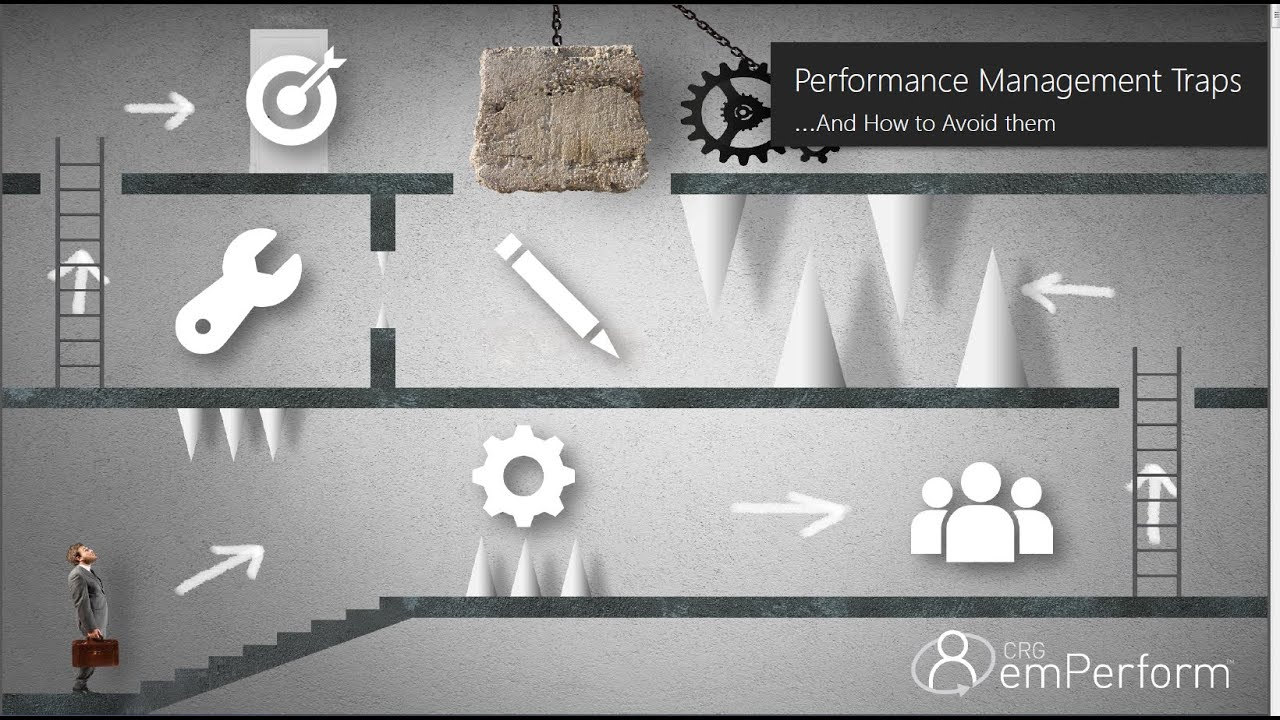 Performance Management Traps - And How to Avoid Them