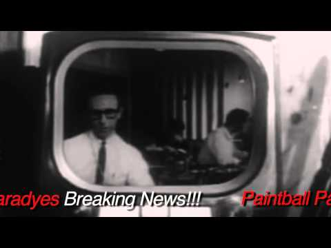 Paintball Paradyes Zombie Paintball Breaking News Promo