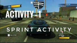 Driver San Francisco | Activity - Sprint Activity 1 | With Pontiac Solistice GXP | Ep-05