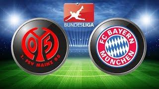 Video Gol Pertandingan Mainz FC vs FC Bayern Munchen