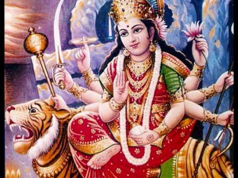 Maa Durga Kshama prathana