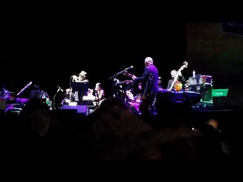 """Van Morrison, """" Night Time Is the Right Time"""" Outlaw Music Festival Hershey PA 09-10-2017"""