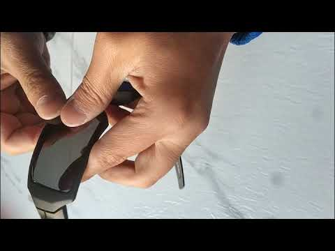 How To Install Original Oakley Oil Rigs To Our Aftermarket Frame