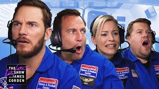 Download Astronaut Training w/ Chris Pratt, Elizabeth Banks & Will Arnett Mp3 and Videos
