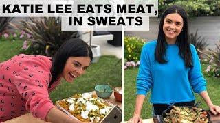 Katie Lee Eats Meat, In Sweats SEASON 2 (TRAILER)