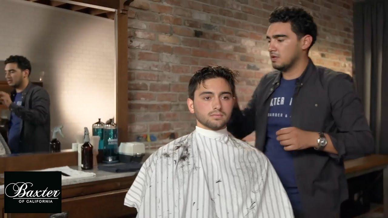 Men S Hairstyles The Gentleman S Cut Youtube
