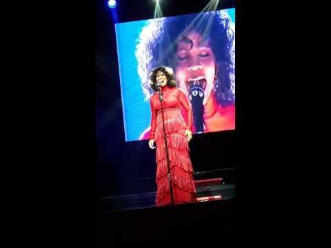 Whitney Houston show starring Belinda Davids: Manila Tour.
