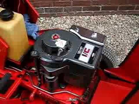 11 Hp Briggs And Stratton Engine Wiring Diagram Briggs Amp Stratton B Amp S 12hp I C Engine Youtube