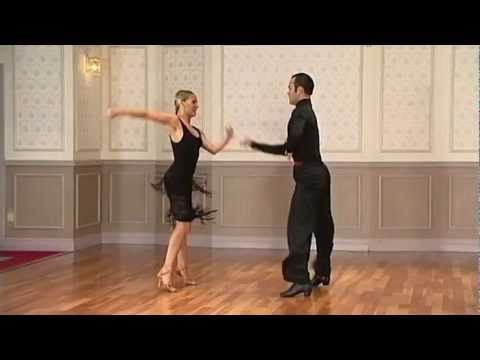 Basic Samba Routine by Franco Formica & Oxana Lebedew