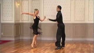 Basic Samba Routine by Franco Formica & Oxana Lebedew(Latin Motion - Franco Formica & Oxana Lebedew - Basic Samba Routine., 2011-06-08T11:37:56.000Z)