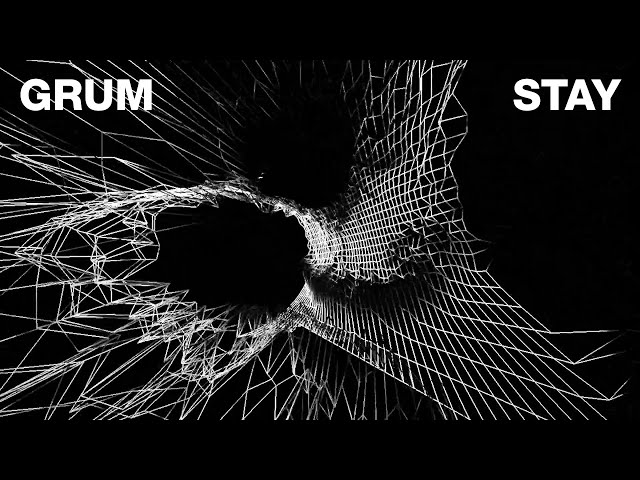 Grum - Stay (feat. Natalie Shay) | Official Lyric Video
