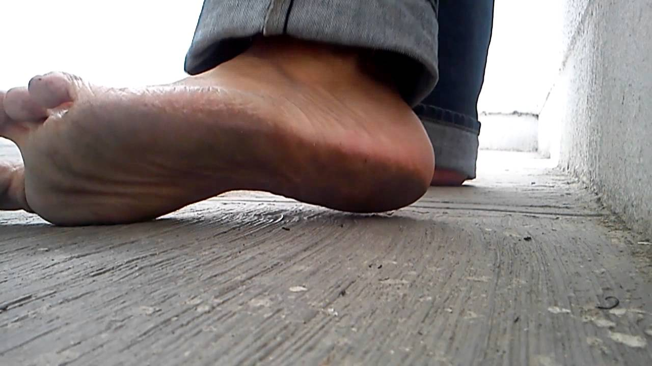 Dirty feet videos