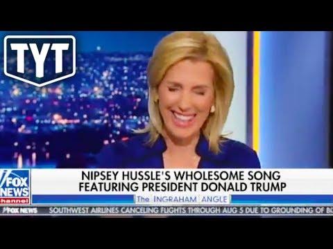 Laura Ingraham Mocks Nipsey Hussle