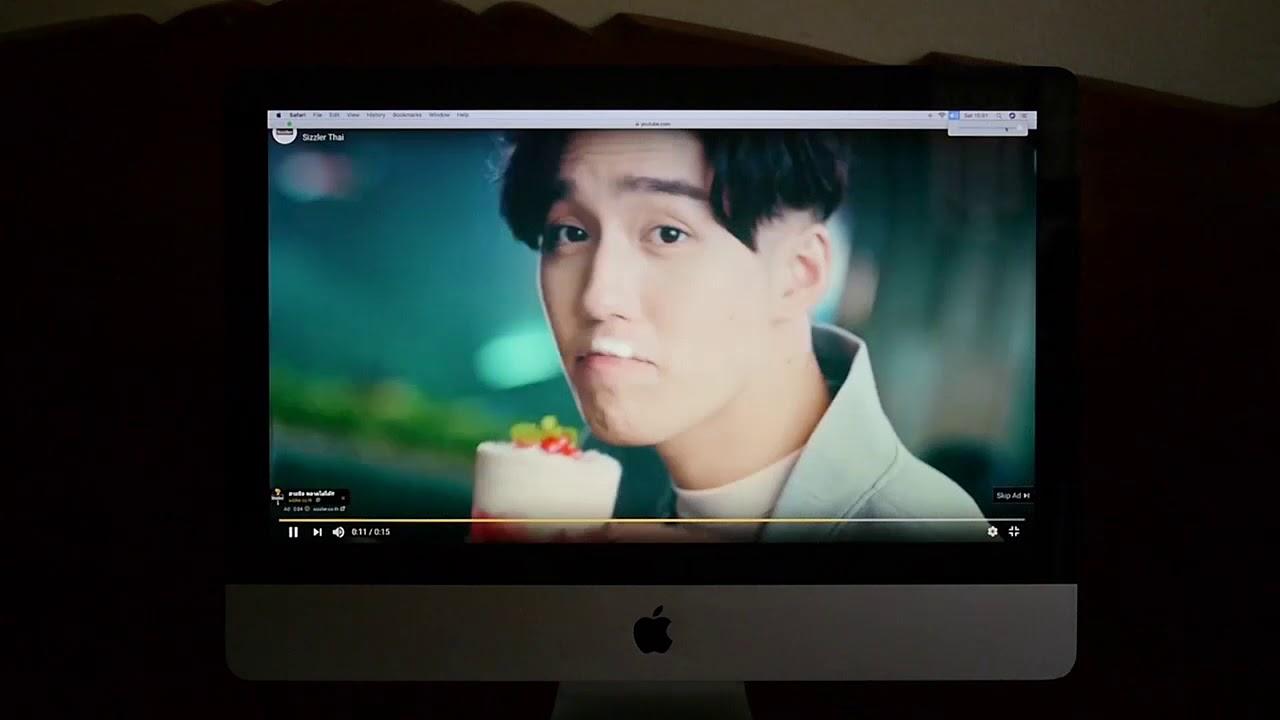 ขาย iMac 21.5-inch (Late 2010) 12900 บาท