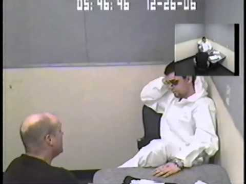 Ryan Waller Police Interview done while he still had a bullet in his brain.