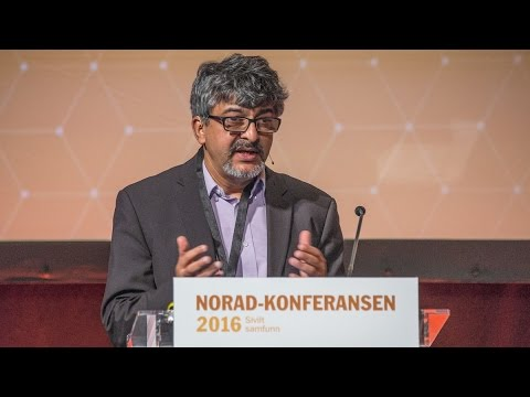 Rakesh Rajani, Director, Ford Foundation – The Norad Conference 2016