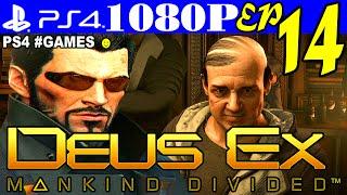Прохождение DEUS EX: MANKIND DIVIDED ► Часть 14 на #PS4 — ЧАСОВЩИК