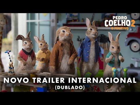 Pedro Coelho 2: O Fugitivo | Novo Trailer Internacional Dublado | Em breve nos cinemas