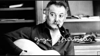 Georges Brassens - Je me suis fait tout petit