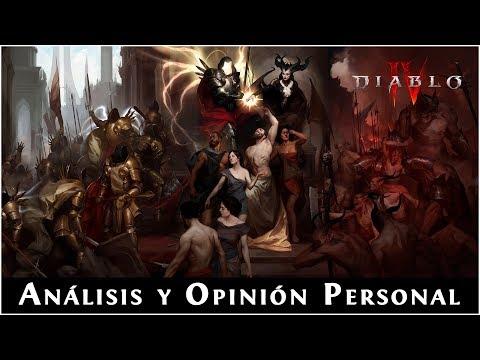Diablo IV || Primer Análisis Y Mi Opinión Personal