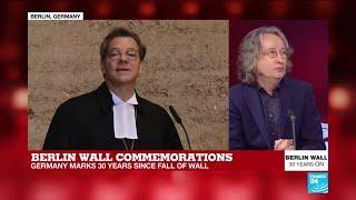 Berlin Wall commemorations: