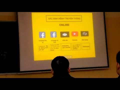 Kế hoạch truyền thông mẫu
