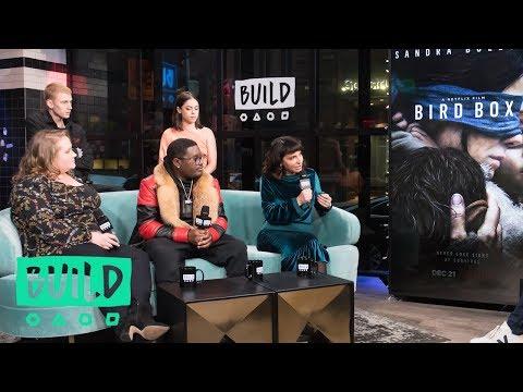 The Cast & Director Of Bird Box Discuss The Film