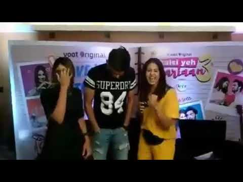 Parth Niti KYY Promotion