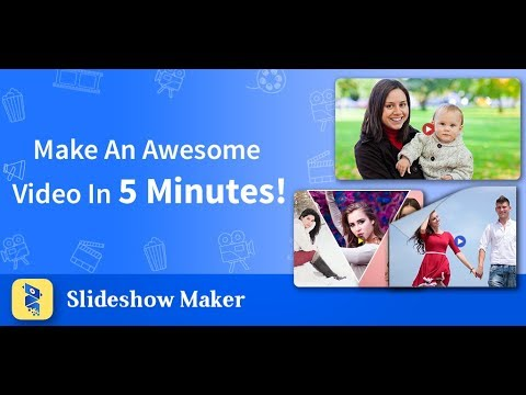 Slideshow Maker With Music & Photo Video Editor