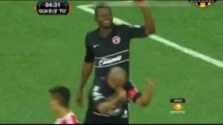 Chivas vs  Tijuana Xolos  0-2 Jornada 3  Clausura 2012