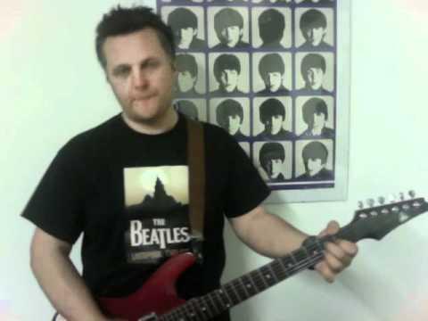 Beatles Songwriting Lesson: The Bridge To Something (Matt Blick)