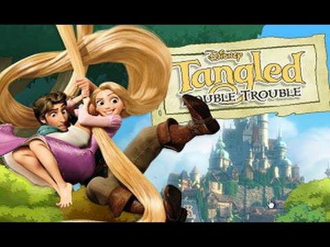 Disney Tangled Flynn And Rapunzel Double Trouble Full