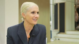 'Madame Dior': Maria Grazia Chiuri sketches out her creative vision
