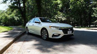 2019 Honda Insight Touring - The Fun Hybrid