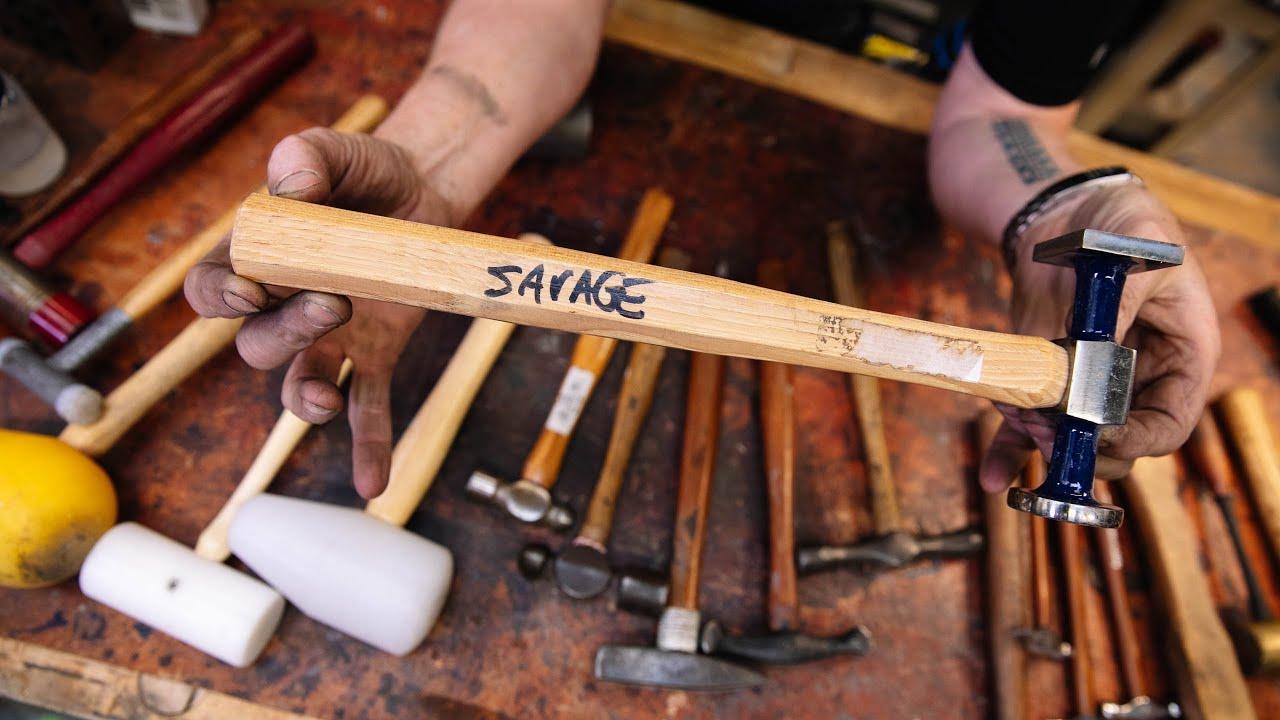 Adam Savage's Guide to Workshop Hammers!