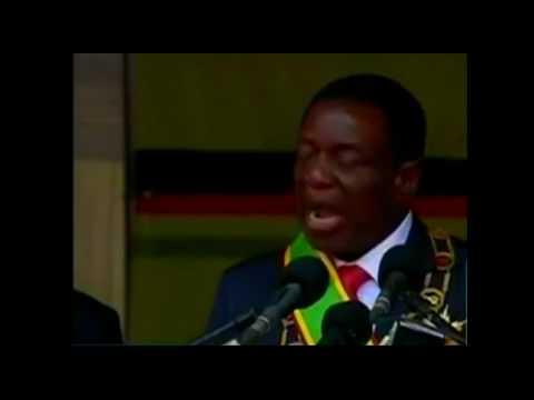 Mnangagwa Inauguration: (6/6) Speech (Inauguration Address) ⬇️(Summary in description box)