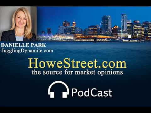 Why are Oil Prices Rising? Danielle Park - January 11, 2018