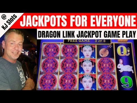 Dragon Link Slot Machine Jackpot Game Play Newcastle Casino
