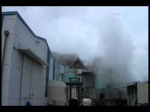 (NAM) 구미 화학공장 폭발...유독가스 2㎞까지 번져