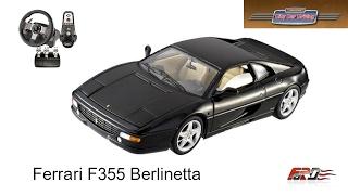 Ferrari F355 Berlinetta - тест-драйв, обзор, динамика, суперкар девяностых в City Car Driving