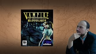 "Gaming History: Vampire The Masquerade Bloodlines ""The Venus de Milo of gaming"""