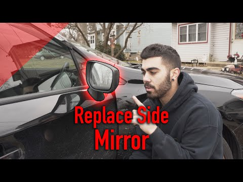How To: Remove/Replace Side Mirror on 2018 Subaru Impreza