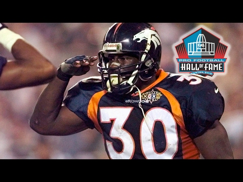 Terrell Davis Hall Of Fame Tribute Song...