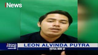 Sebut Jokowi 'The King of Lip Services', Kritik Bem UI Tuai Kontroversi Part 02 - iNews Prime 28/06