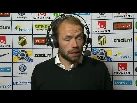 """Alm: """"Måste ge Denni Avdic en extra kram"""" - TV4 Sport"""