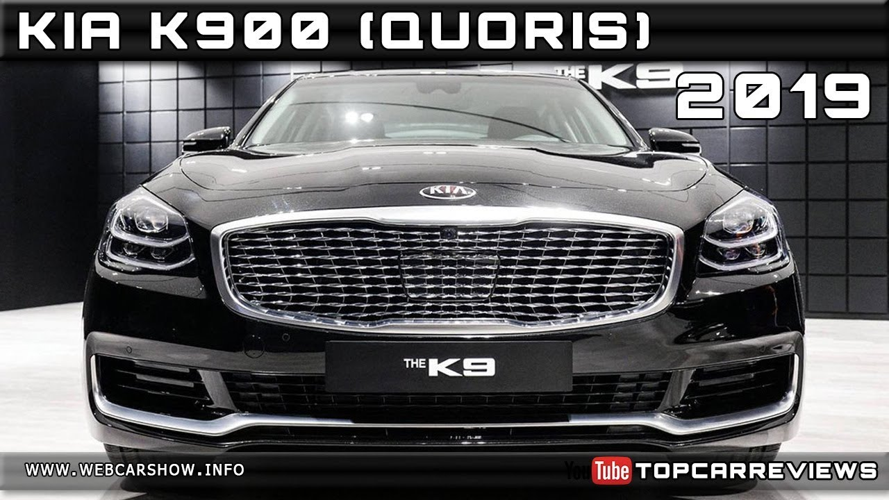 2019 Kia K900 Kia Quoris Review Rendered Price Specs Release Date