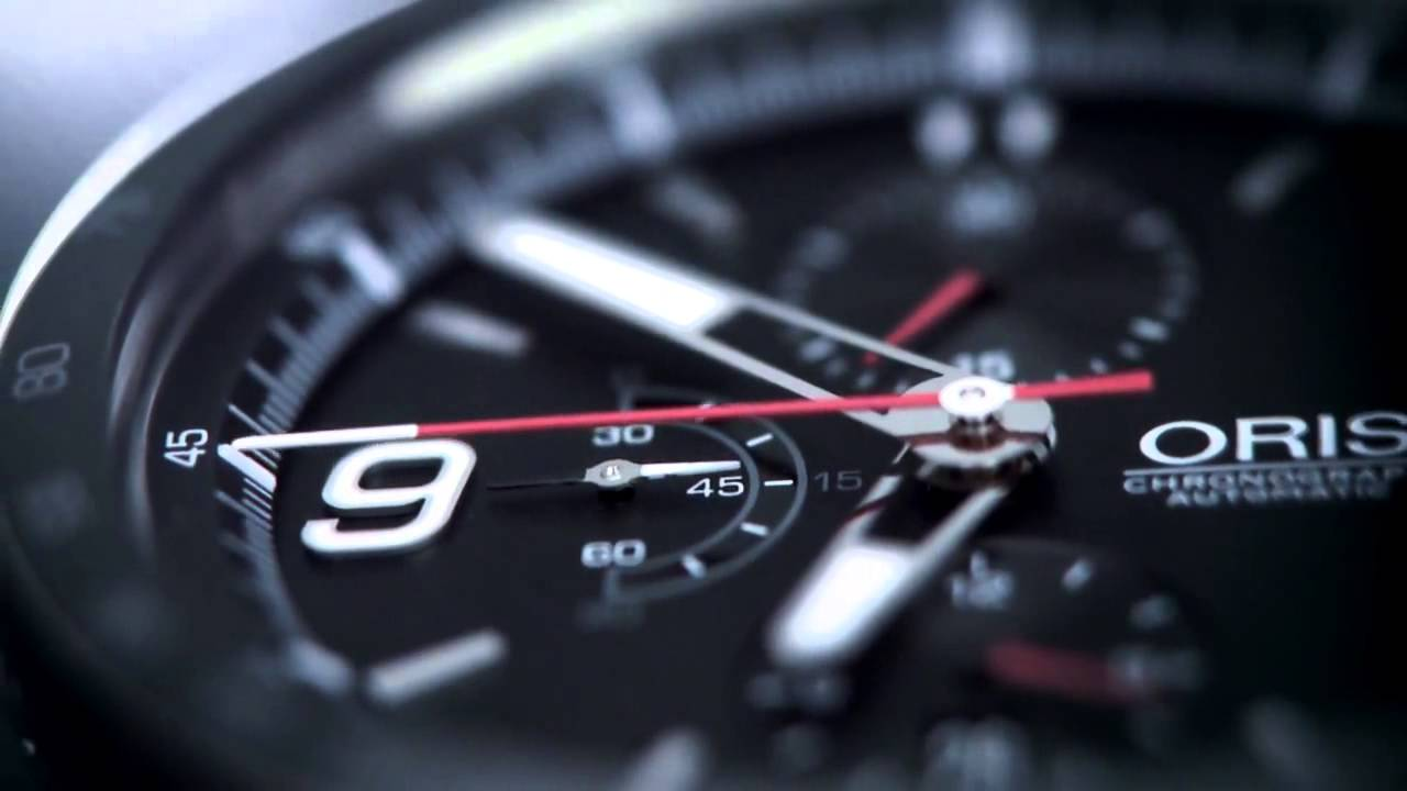Oris Williams F1 Team Collection Youtube Chronograph 774 7717 4154 Rs Chrono Watch