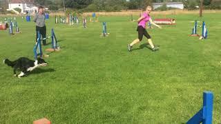 Christine & Hugs - Lukas Aigner Training 240917
